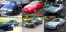 używane samochody marki Alfa Romeo - ogłoszenia sprzedaży
