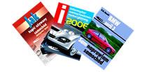 Książki o samochodach marki BMW