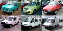 używane samochody marki Fiat - ogłoszenia sprzedaży