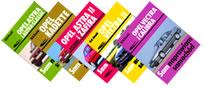 Książki o samochodach marki Opel