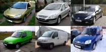używane samochody marki Peugeot - ogłoszenia sprzedaży