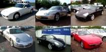 używane samochody marki Porsche - ogłoszenia sprzedaży