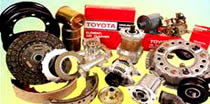 Części do samochodów marki Toyota