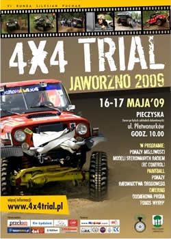 4x4 Trial Jaworzno 2009