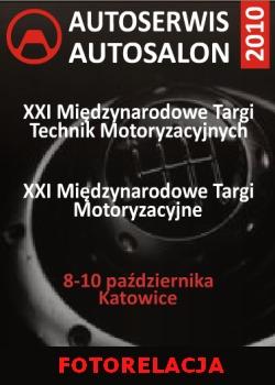 XXI Autosalon / Autoserwis - Katowice 2010